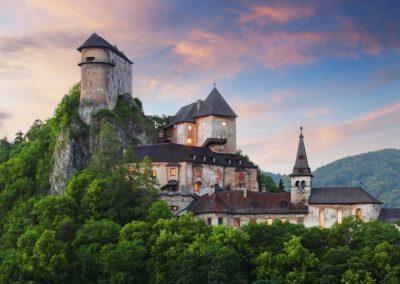 orava hrad